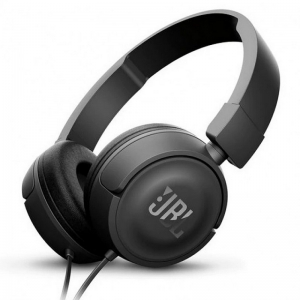 HEADPHONES T450 BLACK JBL