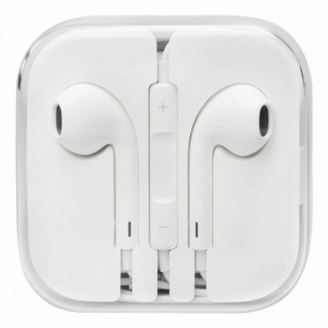 HANDS FREE STEREO EARPODS MD827ZM BULK APPLE