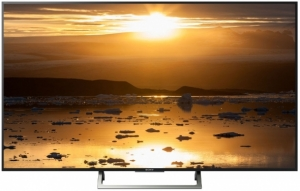 TV 49'' LED KD49XE7005BAEP SONY