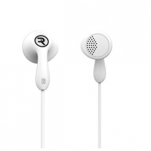 EARPHONE RM-301 CANDY WHITE REMAX